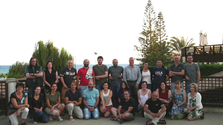 IDREEM partners visiting IMTA pilot sites in Cyprus
